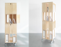 4M Building Bookcase