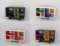Vous pouvez choisir vos couleurs parmi les 210 références RAL