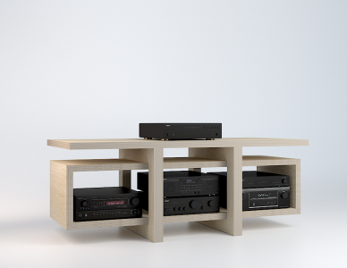 Meuble Hifi LOW