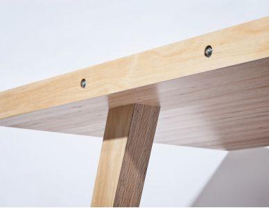 Table L63, multiplis de bouleau