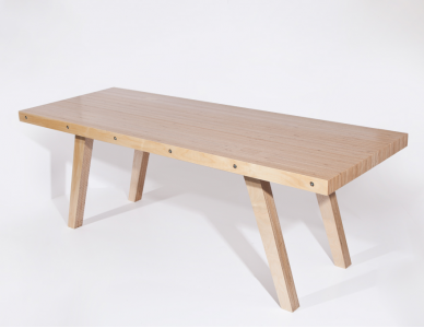 Table L63, multiplis de bouleau