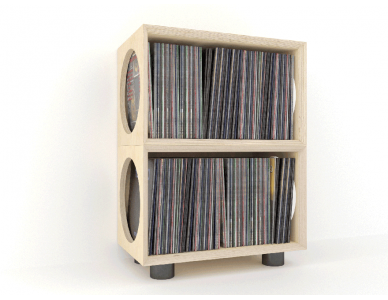 Meuble vinyl Berlin