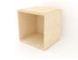 Cubes Vinyls ROUND, multiplis de bouleau