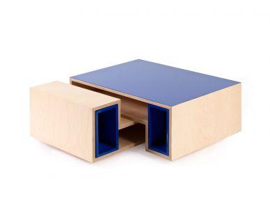 Table basse Méli -Mélo 2 modules